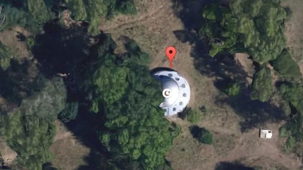 Google Maps và nhiều phát hiện bí ẩn đầy nghi vấn về căn cứ bí mật của người ngoài hành tinh trên Trái Đất? - Ảnh 2.