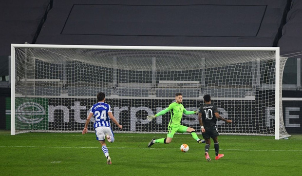MU đại thắng Real Sociedad ở Europa League - Ảnh 4.