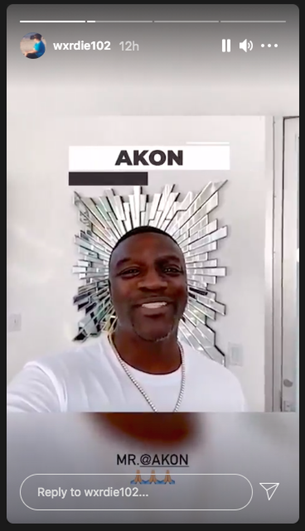Rapper Akon bất ngờ dành lời khen cho thí sinh tại King Of Rap, dân tình nóng như lửa mong chờ màn kết hợp quốc tế - Ảnh 2.
