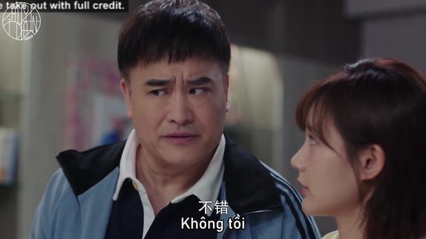 Hồ Nhất Thiên bị bố vợ bắt gian, còn vạch cổ khoe chứng cớ nhưng không ăn thua ở preview Cá Mực Hầm Mật 2 tập 21 - 22 - Ảnh 2.