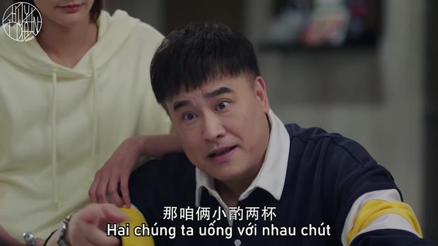 Hồ Nhất Thiên bị bố vợ bắt gian, còn vạch cổ khoe chứng cớ nhưng không ăn thua ở preview Cá Mực Hầm Mật 2 tập 21 - 22 - Ảnh 3.