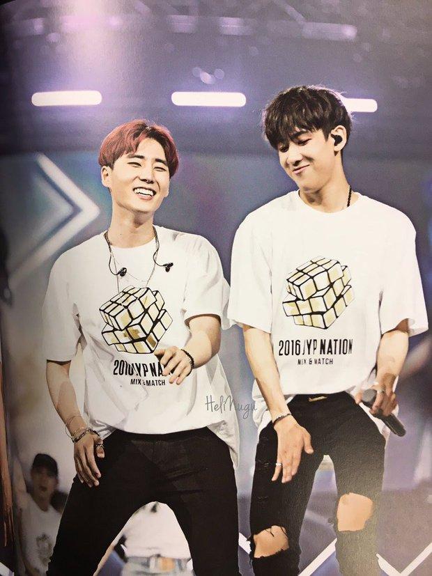 Bị JYP dọa đuổi khỏi công ty nếu không giỏi vũ đạo đặc sản, nam idol điên cuồng luyện tập nhưng hóa ra tốn công vô ích! - Ảnh 2.