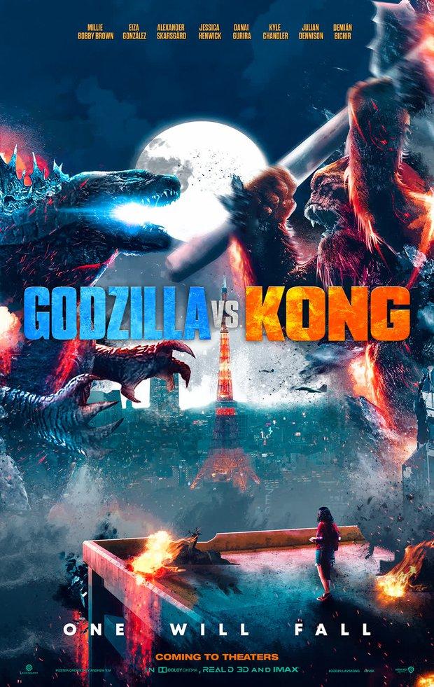 5 lý do hóng bằng được Godzilla vs. Kong: Trận chiến căng nhất lịch sử của mãnh thú Ninh Bình với huyền thoại quái vật siêu mãn nhãn! - Ảnh 1.