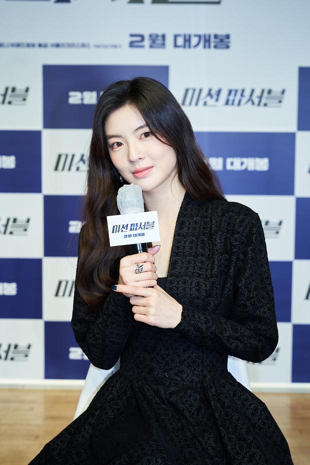 Lee Kwang Soo - Lee Sun Bin bất ngờ leo top tìm kiếm, tất cả từ động thái gây chú ý của nữ diễn viên? - Ảnh 2.