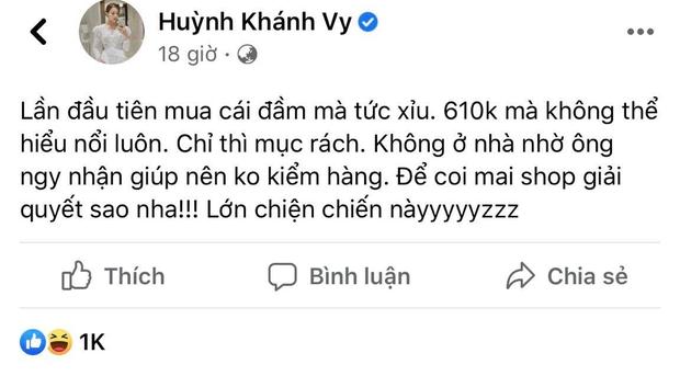 Vợ chưa cưới của Phan Mạnh Quỳnh gặp thảm hoạ mua hàng online, nhưng nam ca sĩ lại bị réo tên vì lý do siêu lầy - Ảnh 2.