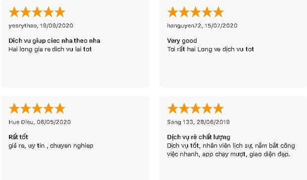 3 dịch vụ dọn nhà chất lượng, nhiều review tốt được dân tình gọi nhiều nhất: Giá chỉ từ 55k/giờ - Ảnh 11.