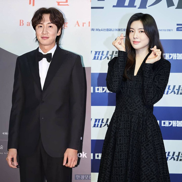 Lee Kwang Soo - Lee Sun Bin bất ngờ leo top tìm kiếm, tất cả từ động thái gây chú ý của nữ diễn viên? - Ảnh 4.
