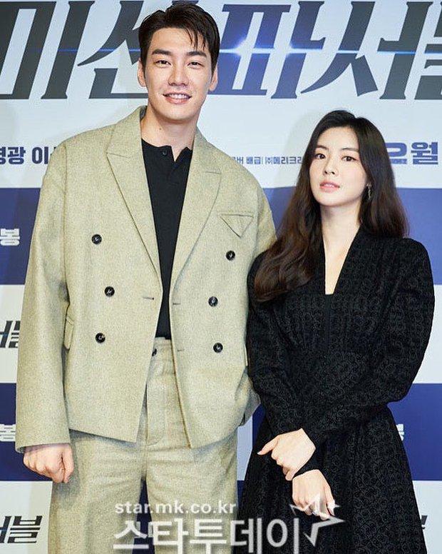 Lee Kwang Soo - Lee Sun Bin bất ngờ leo top tìm kiếm, tất cả từ động thái gây chú ý của nữ diễn viên? - Ảnh 3.