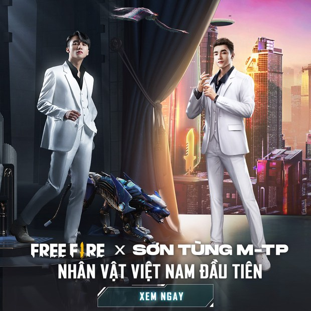 Free Fire: Nhân vật Skyler hát thì không hay bằng Sơn Tùng M-TP, nhưng chắc chắn sở hữu những điều mà nam ca sĩ này phải mơ mới có - Ảnh 2.