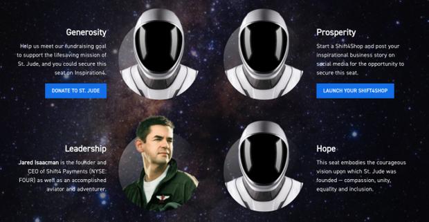 Muốn được bay vào vũ trụ cùng SpaceX, bạn không cần giàu có, chỉ cần may mắn - Ảnh 2.