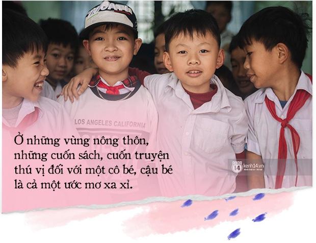Góp Sách Ươm Mơ - Ươm hạt giống tri thức để chắp cánh những ước mơ Việt - Ảnh 1.