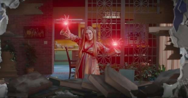 Hóa ra Avengers: Endgame có một cảnh bị xóa cực xót xa, liên hệ chặt chẽ với cái kết chấn động của WandaVision tập 4! - Ảnh 5.