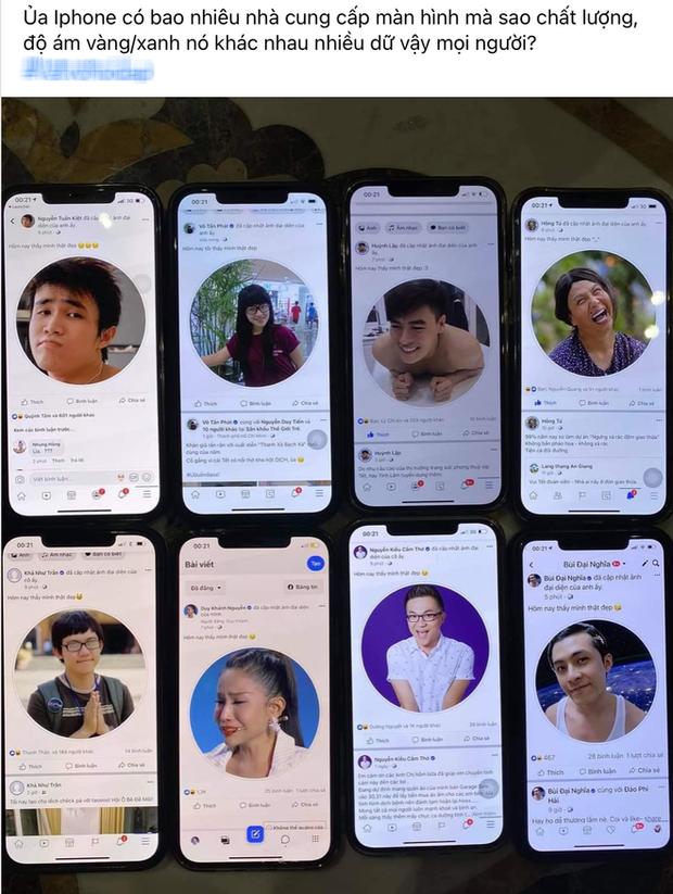 Cư dân mạng xôn xao khi sao Việt đồng loạt thay avatar Facebook dìm đồng nghiệp, riêng iFan lại chú ý tới một điều khác biệt - Ảnh 2.
