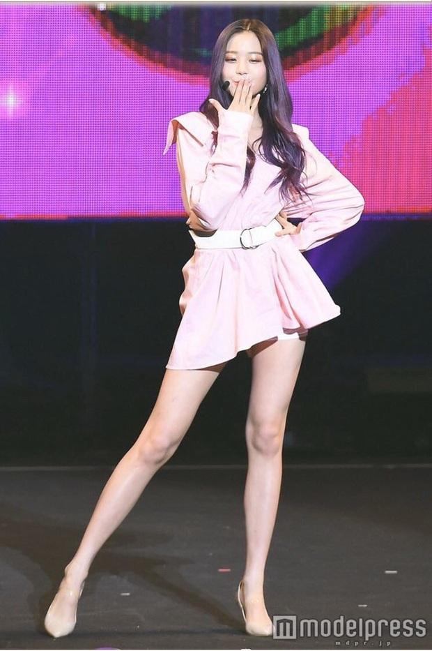 """So nhan sắc hiện tại và 2 năm trước của nữ idol chân dài nhất Kpop tại SMA, Knet không khỏi nức nở: """"Đúng là chưa biết xấu là gì"""" - Ảnh 8."""
