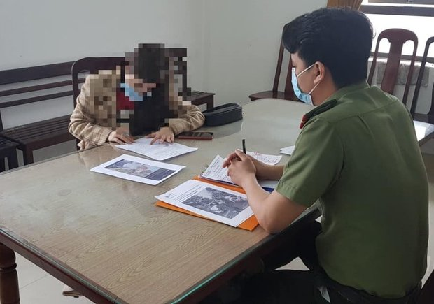 Đăng clip xúc phạm công an phường, đôi nam nữ ở Đà Nẵng bị phạt 15 triệu đồng - Ảnh 1.