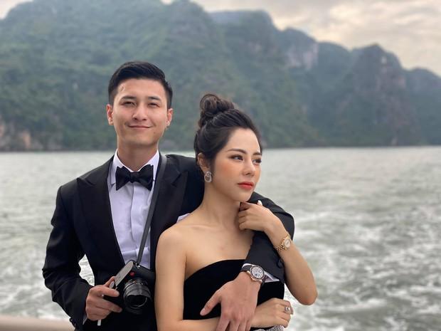 2h sáng Huỳnh Anh xin lỗi sau vụ đấu tố nhẫn cầu hôn, nhưng... không nhận sai và còn dằn mặt: Xin đừng xúc phạm, đụng tới vợ tôi - Ảnh 3.