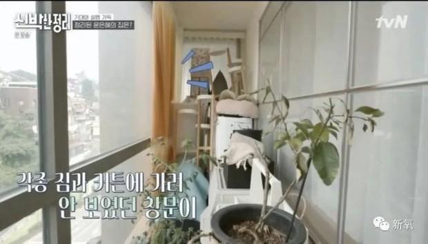 Sốc nặng trước cảnh căn nhà bừa bộn, đồ đạc chất đống như rác và nhan sắc biến dạng của Yoon Eun Hye (Hoàng Cung) - Ảnh 5.
