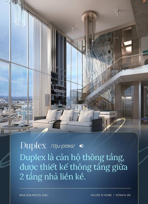 Căn hộ duplex, penthouse là gì mà được mệnh danh chỉ dành cho giới nhà giàu? - Ảnh 2.
