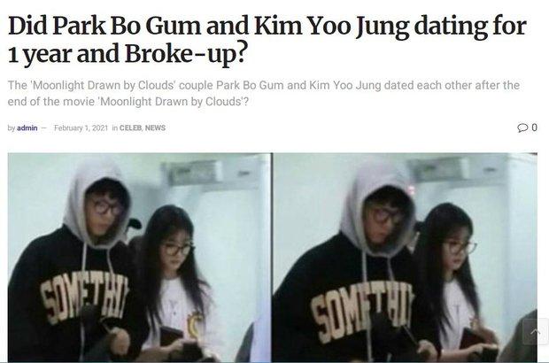 """Mật báo Kbiz: Park Bo Gum - Kim Yoo Jung bí mật hẹn hò, """"bóc"""" tính cách thật của BLACKPINK và quan hệ của Jungkook - Sana - Ảnh 13."""