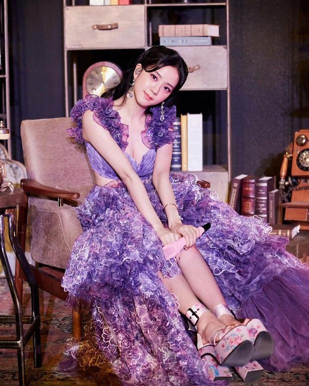 Rần rần ảnh Jisoo (BLACKPINK) trước khi debut: Đóng quảng cáo thôi đã được dự đoán là nữ thần, còn gây sốt bên Lee Min Ho - Ảnh 13.