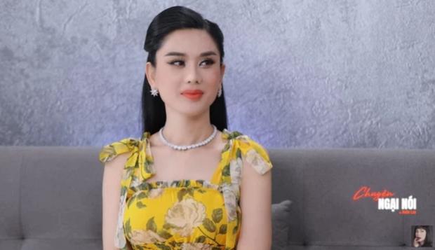 Lâm Khánh Chi nói rõ chuyện chồng trẻ bị đồn cưới vì tiền, tiết lộ nợ hơn 1 tỷ với lãi suất cắt cổ sau khi chuyển giới - Ảnh 2.