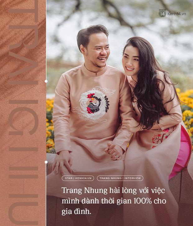 Đầu năm Trang Nhung kể chuyện lấy đạo diễn đại gia và 3 cô cháu đi thi Hoa hậu: Đối với tôi 2 chữ đại gia rất bình thường - Ảnh 4.