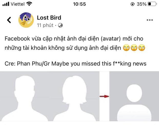 Facebook gây thất vọng toàn tập với bản cập nhật ảnh đại diện mới: Như quay về những năm 2000 - Ảnh 2.