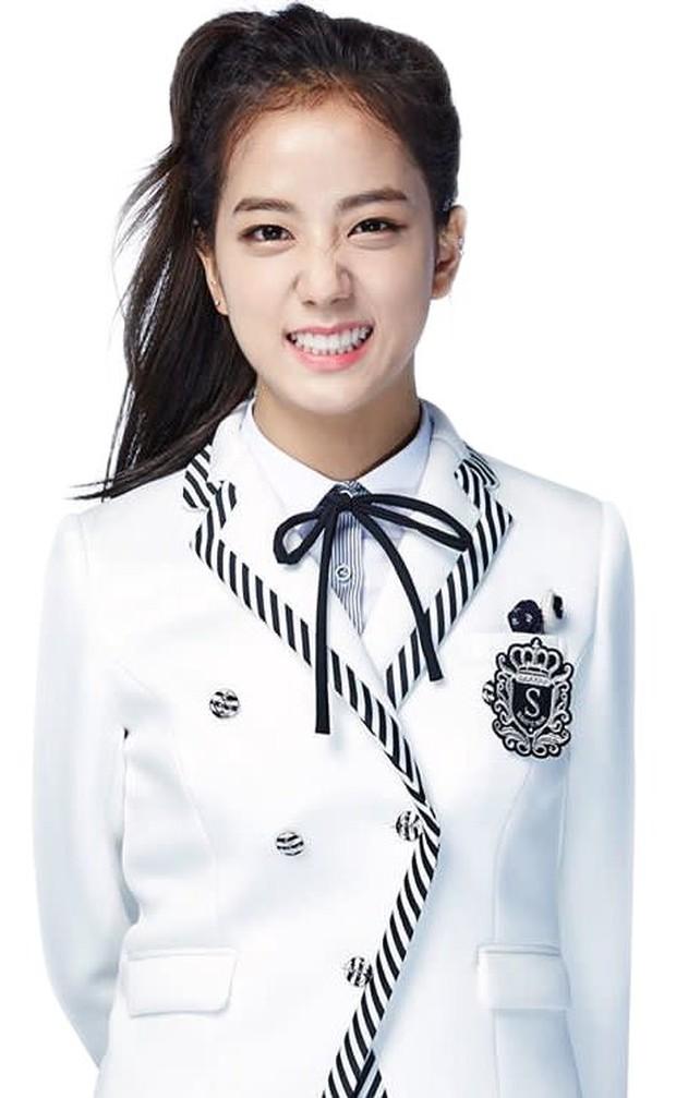 Rần rần ảnh Jisoo (BLACKPINK) trước khi debut: Đóng quảng cáo thôi đã được dự đoán là nữ thần, còn gây sốt bên Lee Min Ho - Ảnh 10.