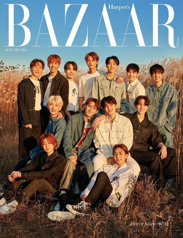 30 nhóm nhạc hot nhất Kpop: BTS - BLACKPINK so kè No.1 khốc liệt, EXO tụt dốc đến mức hụt hơi hẳn so với loạt đàn em - Ảnh 5.
