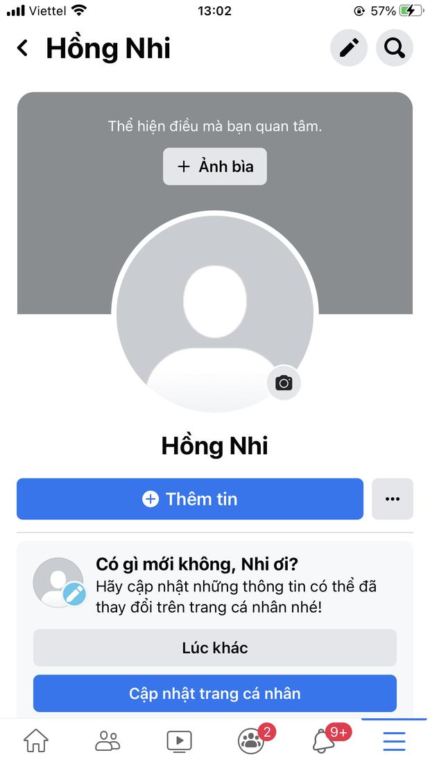 Facebook gây thất vọng toàn tập với bản cập nhật ảnh đại diện mới: Như quay về những năm 2000 - Ảnh 1.
