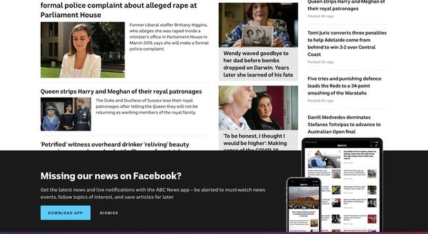 Gậy ông đập lưng ông - lệnh cấm của Facebook làm ứng dụng tin tức Úc lên top đầu App Store - Ảnh 2.