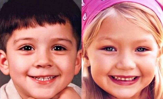 Ảnh hồi bé của Gigi Hadid gây bão: Tóc vàng mắt xanh xinh như búp bê, nhìn là đoán ngay visual cực phẩm của con gái mới sinh - Ảnh 11.