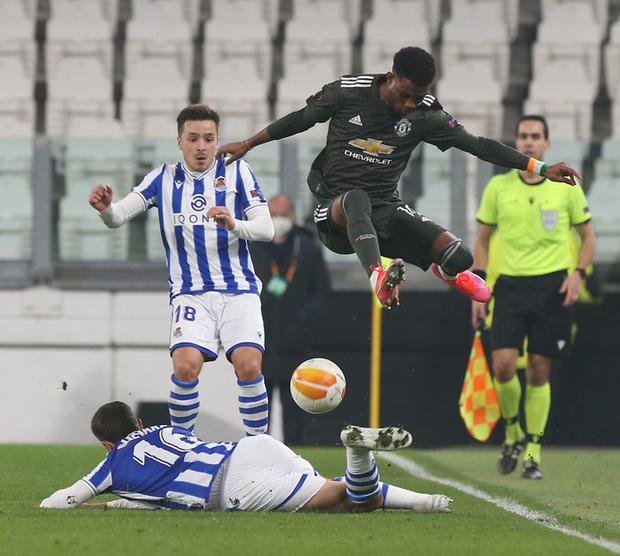 Bình luận: Amad Diallo ra mắt, nhưng đừng vội mơ về một Ronaldo mới - Ảnh 1.