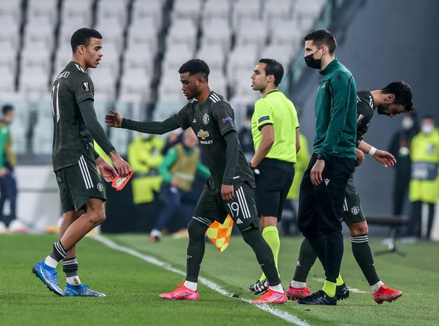 Bình luận: Amad Diallo ra mắt, nhưng đừng vội mơ về một Ronaldo mới - Ảnh 3.