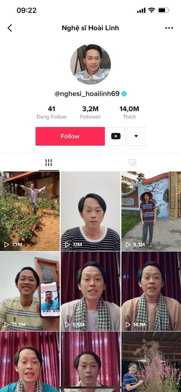 """""""Hot TikToker"""" Hoài Linh vừa đu trend xài app đã gây nổ MXH, nhan sắc 16 tuổi thế này không debut làm idol Kpop hơi phí! - Ảnh 3."""
