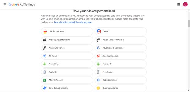 Có thể bạn không tin: Không cần stalk, Google vẫn hiểu bạn hơn cả người yêu cũ - Ảnh 2.