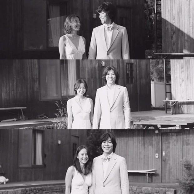 Tóc Tiên diện lại đầm cô dâu lên Đà Lạt kỷ niệm 1 năm cưới theo style chị đại Lee Hyori, vòng 1 bốc lửa o ép chiếm spotlight - Ảnh 7.