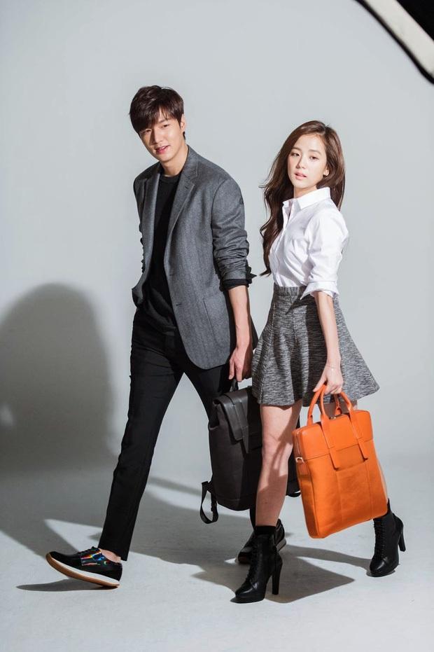 Rần rần ảnh Jisoo (BLACKPINK) trước khi debut: Đóng quảng cáo thôi đã được dự đoán là nữ thần, còn gây sốt bên Lee Min Ho - Ảnh 9.