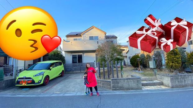 Nữ đại gia mới nổi Quỳnh Trần JP từ chối yêu cầu của bé Sa ở ngày Vía Thần Tài, netizen liền trêu: Mới mua nhà nên khô máu chứ gì? - Ảnh 4.