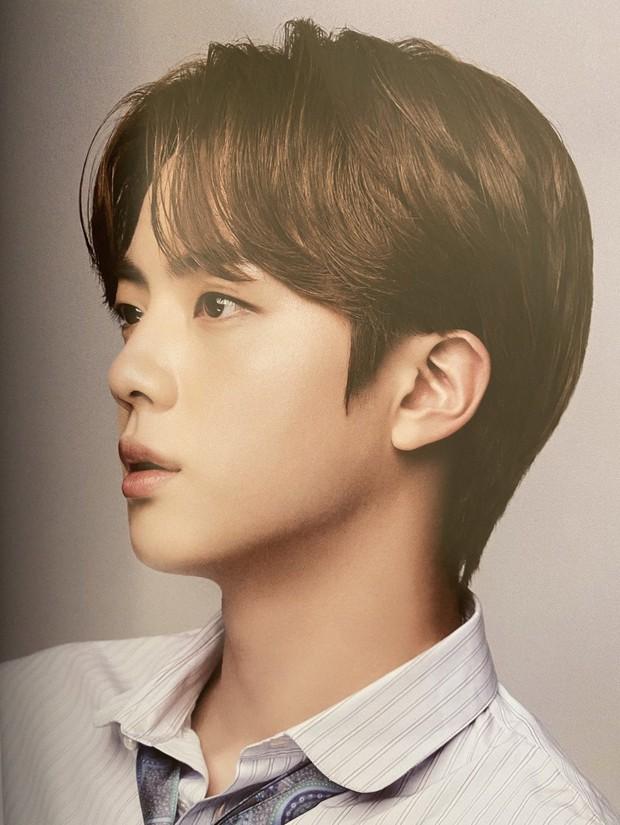Trong hàng trăm idol Kpop, chỉ có 1 nam thần duy nhất Dispatch không bao giờ phải dùng photoshop chỉnh ảnh - Ảnh 2.
