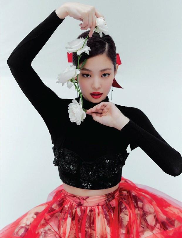 Top 30 idol hot nhất Kpop: Jennie - Rosé (BLACKPINK) đua top, center quốc dân đe dọa vị trí của Jimin (BTS) - Ảnh 5.