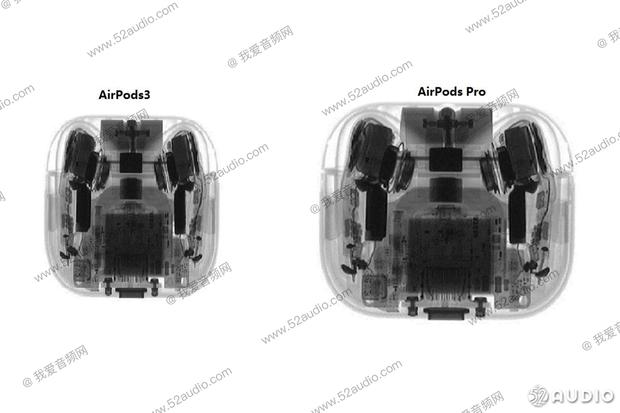 Những hình ảnh rò rỉ cho thấy, AirPods 3 sẽ mang thiết kế không giống ai - Ảnh 3.