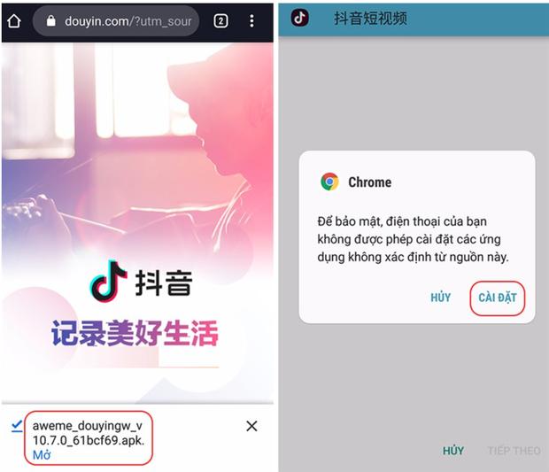 TikTok Việt xem chưa đủ đô, đây là cách tải về TikTok Trung Quốc, tha hồ giải trí những ngày chống dịch - Ảnh 15.