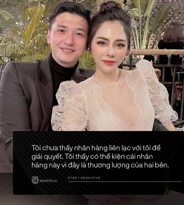 Phỏng vấn độc quyền Huỳnh Anh: Tôi có thể kiện nhãn hàng này. Tôi xin lỗi không có nghĩa là tôi sai về mặt pháp luật, đạo đức, lương tâm - Ảnh 8.