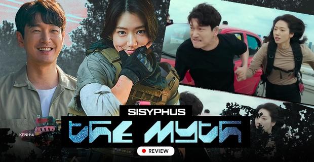 Sisyphus: The Myth: Park Shin Hye diễn xuất lên tay, kỹ xảo ấn tượng lại thêm twist bánh cuốn lắm nha! - Ảnh 1.