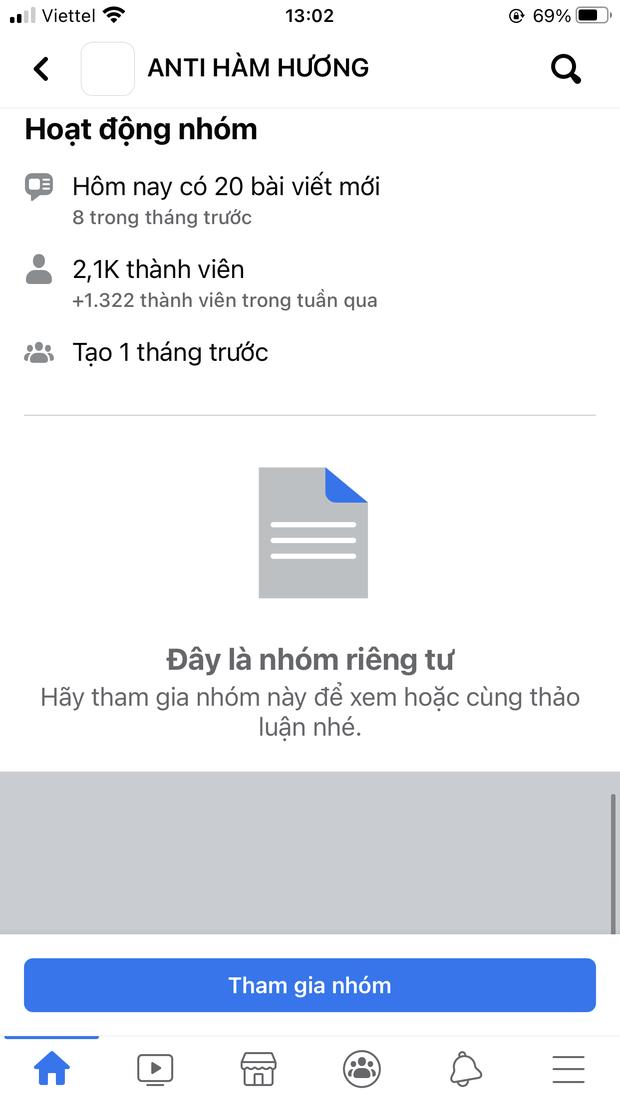 Xuất hiện hàng loạt group anti Hàm Hương - Thánh comment dạo nổi nhất mạng xã hội những ngày vừa qua - Ảnh 7.