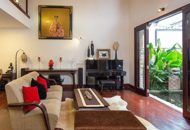 Quang Dũng sở hữu biệt thự 400m2 đẹp và sang như resort, nhà mới mua cũng có gu không kém - Ảnh 5.
