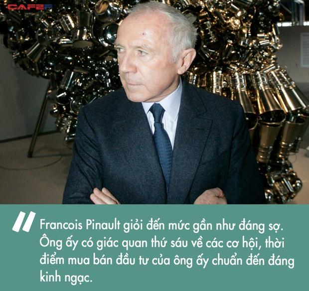 Từng phải bỏ học, bị dè bỉu vì nghèo khó, Francois Pinault đã rũ bùn trở thành tỷ phú giàu thứ 27 thế giới, ông trùm khét tiếng của Gucci, Yves Saint Laurent: Bài học xương máu ở thời nào cũng đúng! - Ảnh 2.