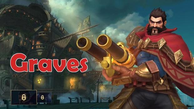 5 điều bạn cần biết khi chơi Graves trong Liên Minh: Tốc Chiến - Ảnh 1.