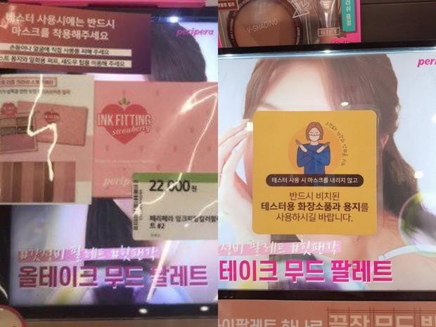 Soojin dính nghi án bắt nạt, nhiều store Peripera ở Hàn vội che mặt đại sứ khiến netizen Việt phẫn nộ - Ảnh 3.